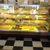 Photo taken at MJ's donuts by Janis P. on 8/12/2013