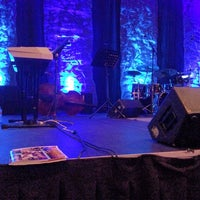 Photo taken at One World Theatre by Jon E. on 4/19/2015