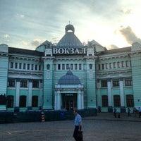 Photo taken at Belorussky Rail Terminal by Андрей Ш. on 6/10/2013