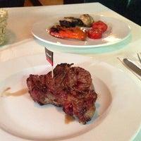 Снимок сделан в AMbar Steak House пользователем Андрей Ш. 7/12/2013