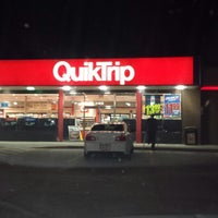 Photo taken at QuikTrip by Kimberly W. on 4/18/2014
