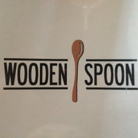 Photo taken at Wooden Spoon by Joyce d. on 2/3/2013