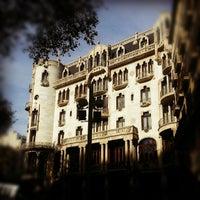 Снимок сделан в Hotel Casa Fuster пользователем Laia M. 12/27/2012