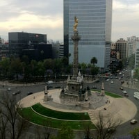 Photo taken at Monumento a la Independencia by Armando O. on 3/21/2013