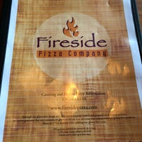 Photo taken at Fireside Pizza Company by Helen Do (. on 12/24/2017