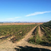 Photo taken at Jacuzzi Family Vineyards by Jrez on 10/14/2012