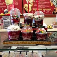 Photo taken at Cold Stone Creamery by Jasmine C. on 12/2/2012