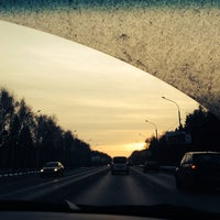 Das Foto wurde bei Ватутинский лес von Екатерина В. am 2/6/2014 aufgenommen