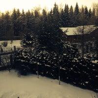Photo taken at Лес by Екатерина В. on 1/26/2014