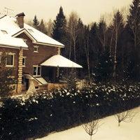 Photo taken at Лес by Екатерина В. on 2/5/2014