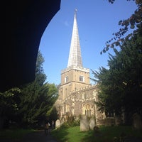 Photo taken at St Mary's Church by Alexander on 10/20/2013