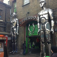 Photo taken at Camden Stables Market by Alexander on 2/28/2013