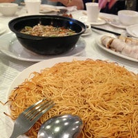 Photo taken at Jade Restaurant 玉庭軒 by Brian K. on 3/17/2013