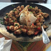 Photo taken at Istanbul Turkish Restaurant by Brian K. on 4/20/2015