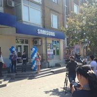 Photo taken at Магазин Samsung by Vlad G. on 7/20/2013