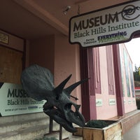 Photo taken at Museum: Black Hills Institute by Michaelangelo S. on 4/15/2016