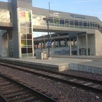 Photo taken at Gateway Multimodal Transportation Center by Michaelangelo S. on 9/6/2013