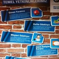 Photo taken at TÜVTÜRK Araç Muayene İstasyonu by Esra S. on 11/12/2012