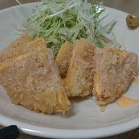 Photo taken at しゃもじや by Daisuke I. on 12/27/2016