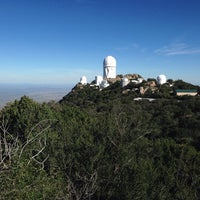 Photo taken at Kitt Peak National Observatory by Lec C. on 10/23/2014