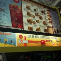 Photo taken at SONIC Drive In by Igor P. on 8/2/2013