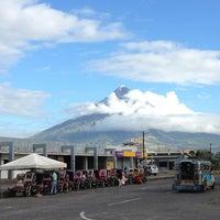 Photo taken at Legazpi City Grand Central Terminal by Noel K. on 4/4/2013