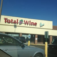 Photo taken at Total Wine & More by 1Harold W. on 3/9/2013