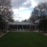 Foto tomada en Jimmy Carter Presidential Library & Museum por 1Harold W. el 2/16/2013