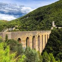 Photo taken at Ponte Delle Torri by Valery U. on 10/10/2015