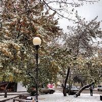 Photo taken at Памятник В.И. Сурикову by Руслан Б. on 10/12/2012