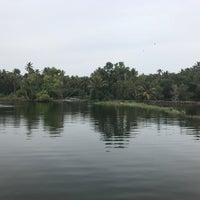 Photo taken at Poovar Island Resort by Smriti S. on 8/24/2017