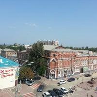 Photo taken at гостиница Ейск by Иван Ц. on 8/16/2013