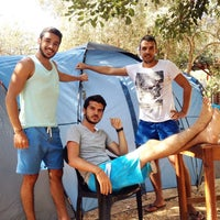 8/28/2017 tarihinde Aykut K.ziyaretçi tarafından Olympos Mocamp Beach Club'de çekilen fotoğraf