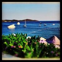 7/21/2013 tarihinde Asli T.ziyaretçi tarafından Mor Plaj'de çekilen fotoğraf