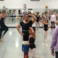 Photo taken at Lauridsen Ballet Center by Lupe M. on 12/20/2013