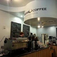Photo taken at Press Coffee Roasters by YesIm L. on 11/29/2012
