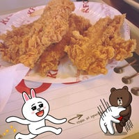 Photo taken at KFC by Jonathan D. on 10/29/2012