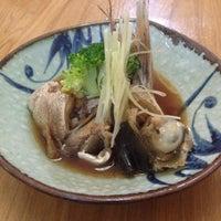 Photo taken at 幸 和食店 by Hugh H. on 12/21/2013