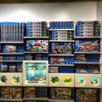 Photo taken at The LEGO Store by Ray S. on 6/30/2013