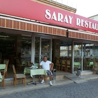 Photo taken at Saray Restaurant by Suat Ö. on 10/21/2013