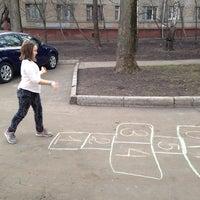 Photo taken at Коробка by Olga Y. on 3/25/2014