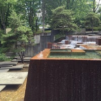 Photo taken at Ira C. Keller Fountain by TJ B. on 6/18/2013