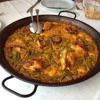 Foto tomada en Restaurante Arrocería Noray por Javier S. el 8/18/2013
