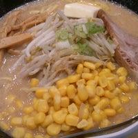Photo taken at らーめん 味噌工房 by ほりっち on 1/19/2013