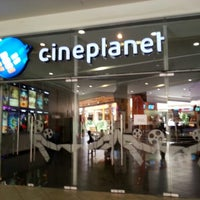 Photo taken at Cineplanet by Natascha V. on 1/30/2013