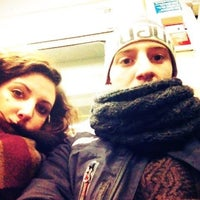 Photo taken at TfL Bus 149 by Andrea D. on 1/23/2013