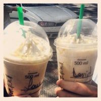 Photo taken at Starbucks by Laura M. on 3/23/2013