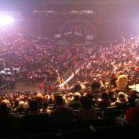 Photo taken at Jacksonville Veterans Memorial Arena by Kevin-Gara B. on 12/14/2012