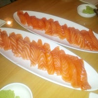 Photo taken at Asahi Sushi by Viktor N. on 12/31/2012