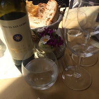 Photo taken at Enoteca Di Centro by Irene P. on 4/18/2015